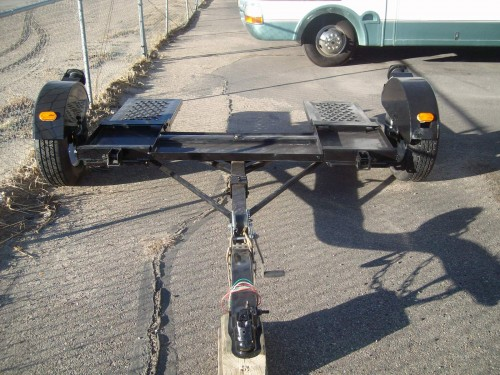 2000 Tow Dolly